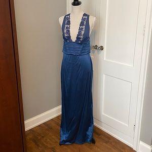 Le Perla Long Silk Nightgown
